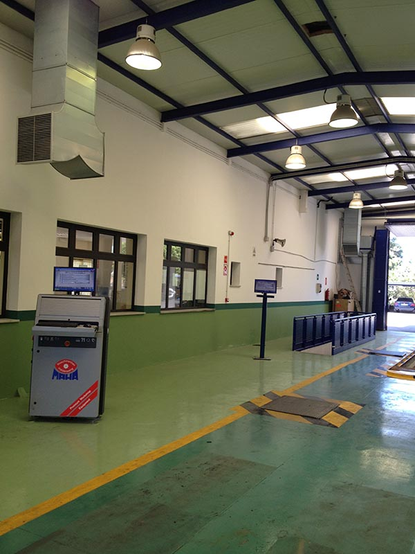 Climatizadores evaporativos centros ITV