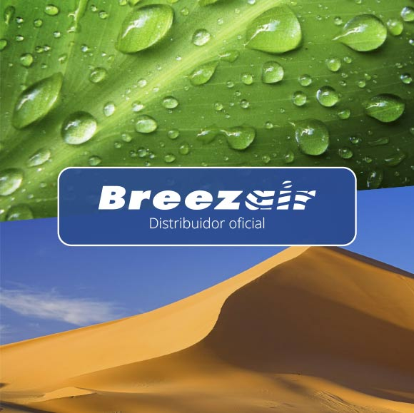 Distribuidor oficial Breezair
