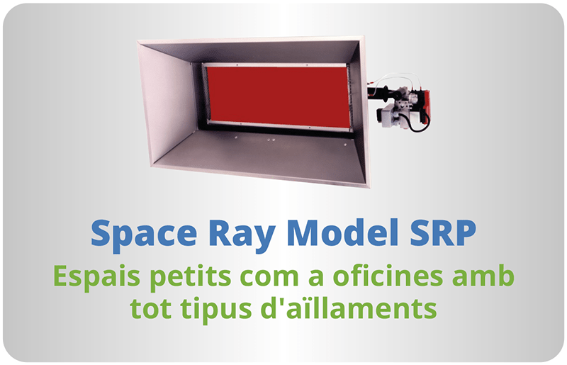 Space Ray Model SRP