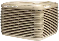 Climatizador evaporativo breezair icon series